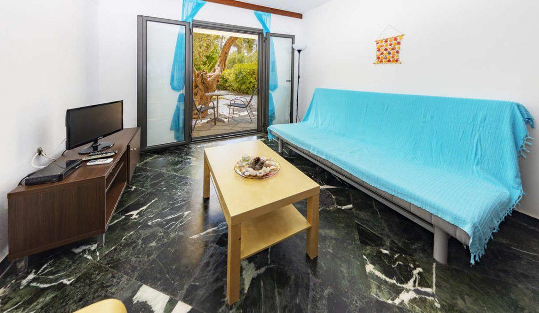One (1) Bedroom Apartment