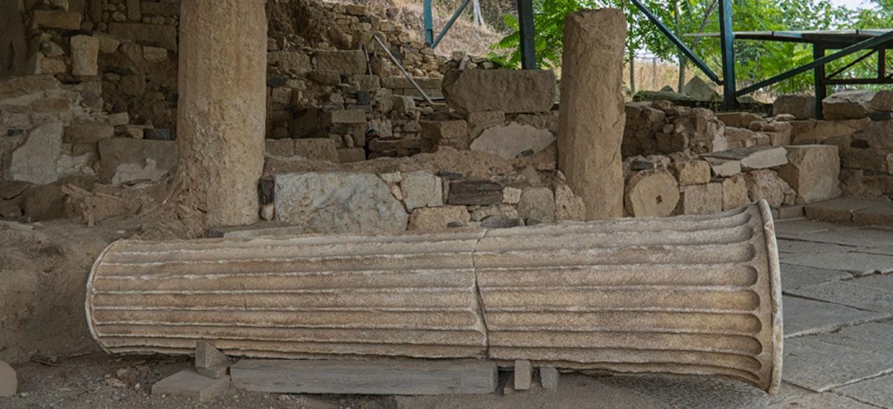 Αρχαιολογικός Χώρος της Ακάνθου