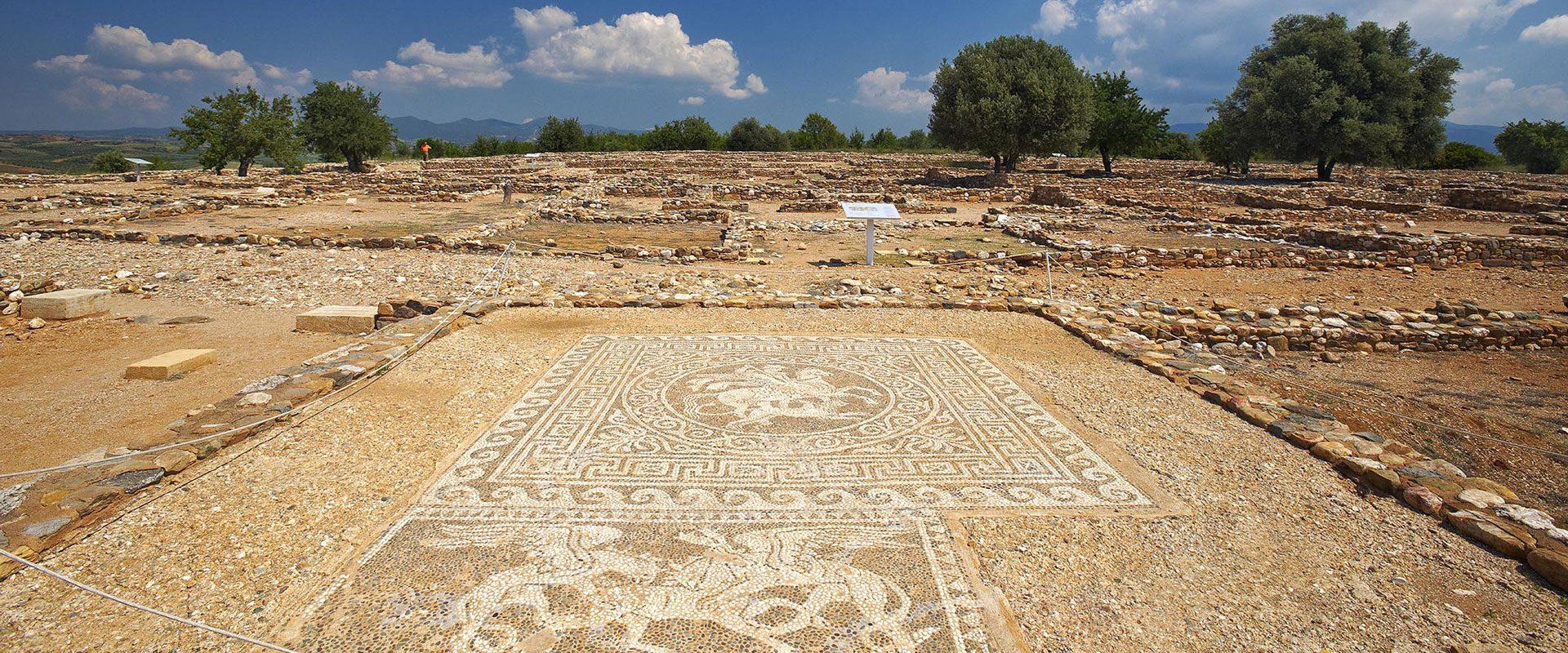 Βυζαντινά κάστρα